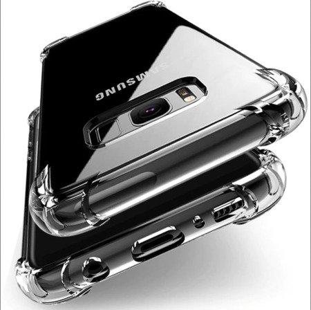 ETUI Ultra Slim Anti-Shock Case do SAMSUNG GALAXY A30 A305 przezroczysty