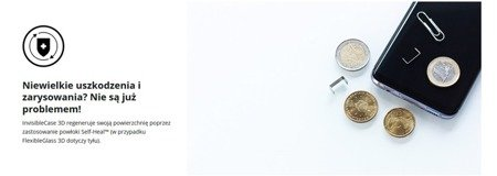 3MK ARC 3D Matte Coat Folia na przód tył boki do SAMSUNG GALAXY S6 EDGE G925
