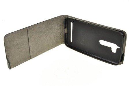 ETUI KABURA FLEXI do ASUS Zenfone 3 GO ZB500KL czarny