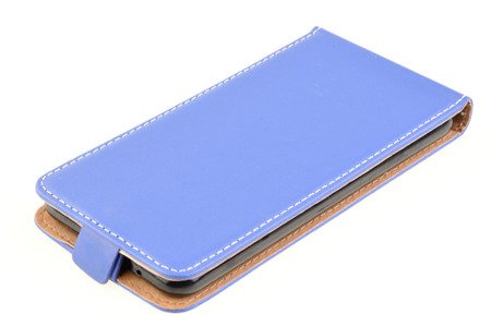 ETUI KABURA FLEXI do  Huawei P9 Lite Mini niebieski