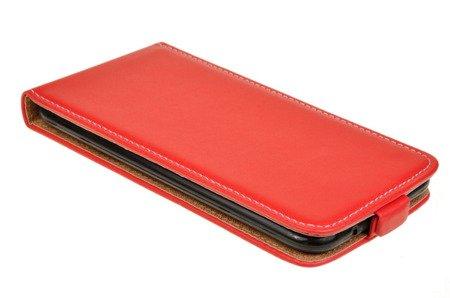 ETUI KABURA FLEXI do LG K10 2017 M250n czerwony