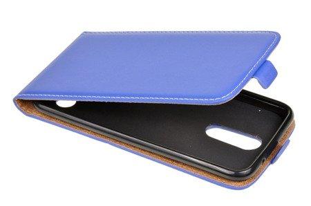 ETUI KABURA FLEXI do LG K10 2017 M250n niebieski
