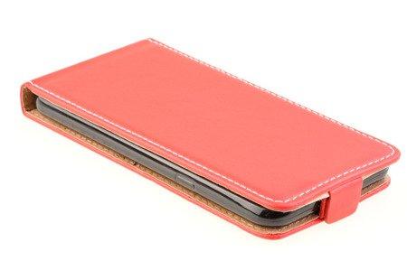 ETUI KABURA FLEXI do LG Q6 czerwony