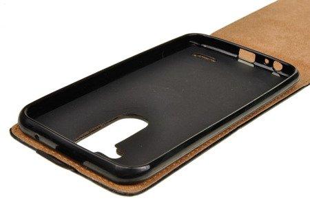 ETUI KABURA FLEXI do  LG X Mach K600 czarny