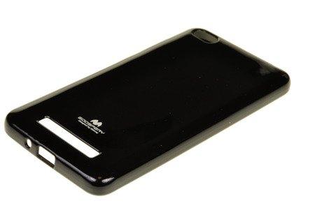 ETUI NAKŁADKA MERCURY GOOSPERY JELLY CASE do Xiaomi Redmi 4A czarny