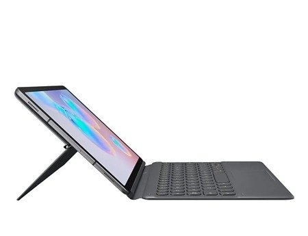 Etui Book Cover Keyboard do SAMSUNG GALAXY TAB S6 czarny