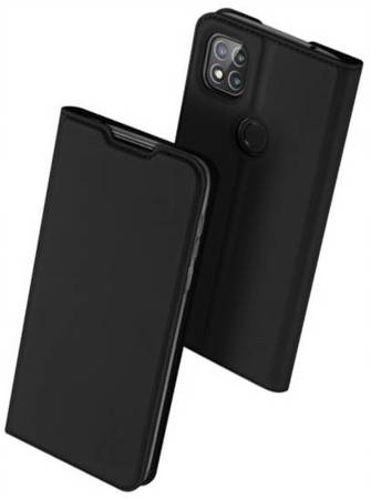 Etui Duxducis Skinpro do Xiaomi Redmi 9C czarny