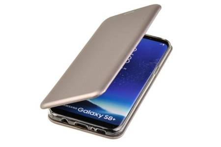 Etui Elegance do Samsung Galaxy S8+ / S8 Plus szary