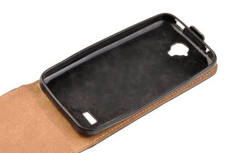 Etui Kabura Flexi Pocket do HUAWEI Y5 Y560 szary