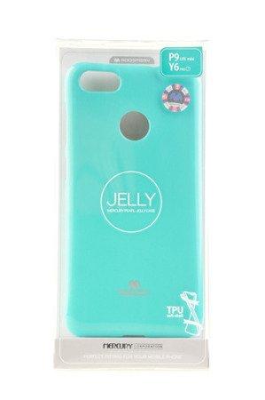 Etui Mercury Goosper Jelly Case do HUAWEI P9 Lite Mini miętowy