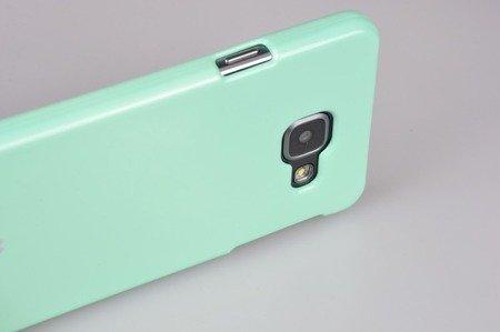 Etui Mercury Goosper Jelly Case do SAMSUNG GALAXY A3 2016 miętowy
