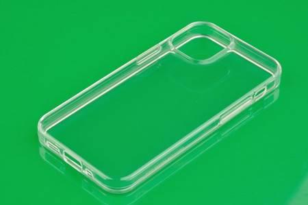Etui Mercury Goospery Clear Case do Apple iPhone 12 Mini przezroczysty