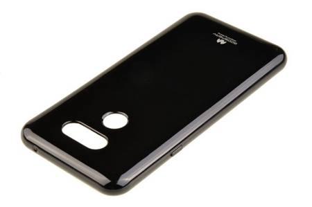 Etui Mercury Goospery Jelly Case do LG K40s czarny