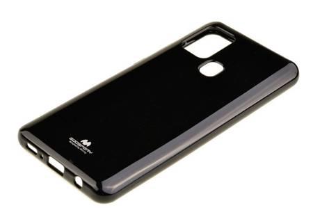 Etui Mercury Goospery Jelly Case do Samsung Galaxy A21s czarny