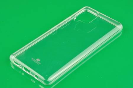 Etui Mercury Goospery Jelly Case do Samsung Galaxy A42 5G przezroczysty