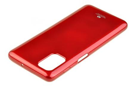Etui Mercury Goospery Jelly Case do Samsung Galaxy M51 czerwony