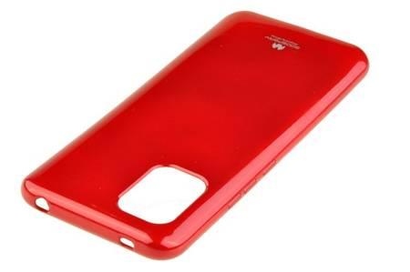 Etui Mercury Goospery Jelly Case do Xiaomi Mi 10 Lite 5G czerwony