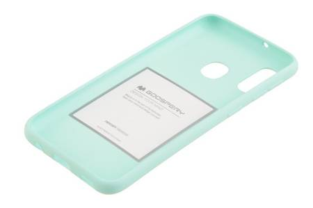 Etui Mercury Goospery Soft Feeling do Samsung Galaxy A20e miętowy