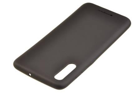 Etui Mercury Goospery Soft Feeling do Samsung Galaxy A70 czarny