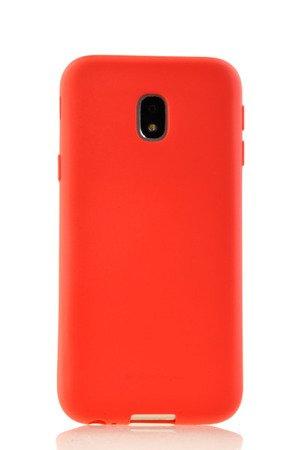 Etui Mercury Goospery Soft Feeling do Samsung Galaxy J3 2017 J330 czerwony