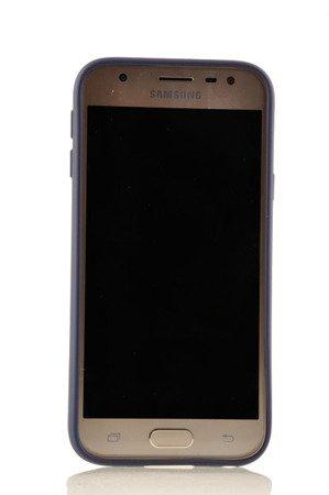 Etui Mercury Goospery Soft Feeling do Samsung Galaxy J3 2017 J330 granatowy