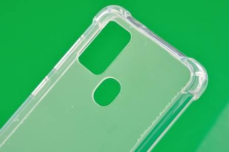 Etui Mercury Goospery Super Protect Case do Samsung Galaxy A21s przezroczysty