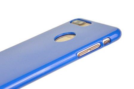 Etui Mercury Jelly Case do APPLE iPhone 7 Plus / 8 Plus niebieski