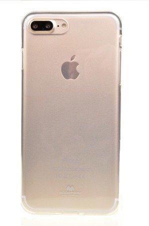 Etui Mercury Jelly Case do APPLE iPhone 7 Plus / 8 Plus przezroczysty