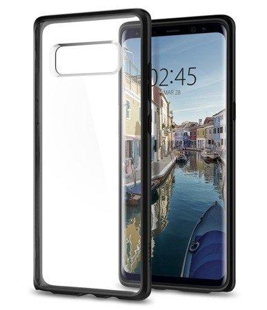 Etui Nakładka Spigen Ultra Hybrid do SAMSUNG GALAXY Note 8 N950 czarny