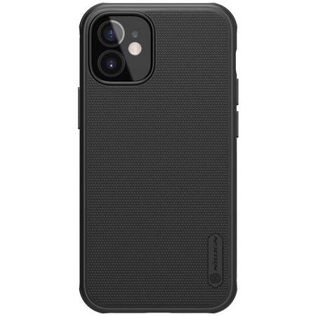 Etui Nillkin Super Frosted Shield Pro do Apple iPhone 12 Mini czarny