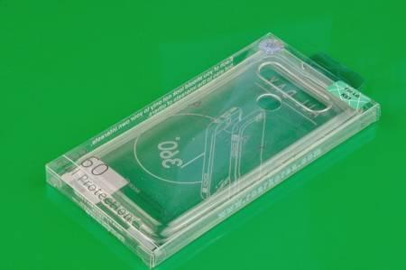 Etui Roar Color Full Jelly Case do LG K61 / Q61 przezroczysty