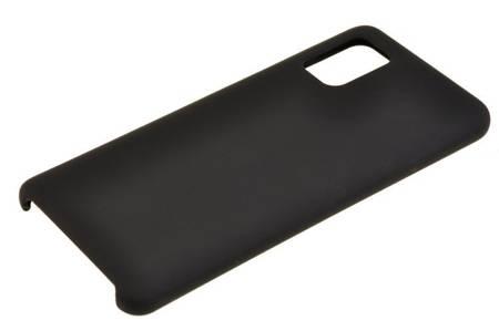 Etui Silicone Case do Samsung Galaxy A51 czarny