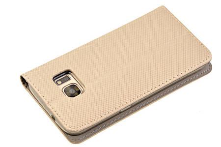 Etui Smart W1 do SAMSUNG Galaxy S7 G930 złoty