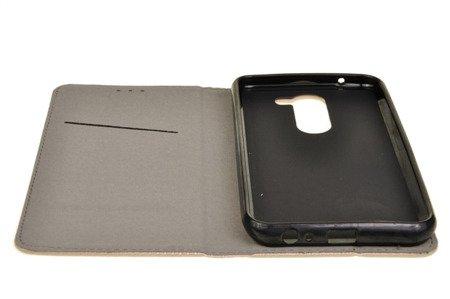 Etui Smart W2 do LG X Mach złoty
