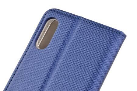 Etui Smart do LG K22 niebieski