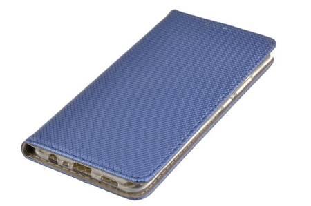 Etui Smart do Oppo A15 niebieski