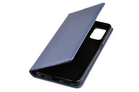 Etui Smart do Oppo A52 niebieski