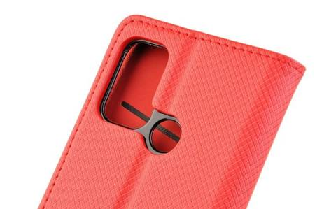 Etui Smart do Oppo A53 czerwony