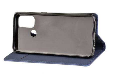 Etui Smart do Oppo A53 niebieski