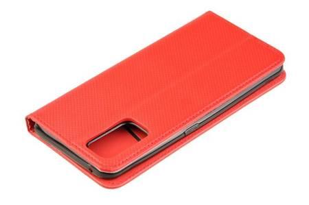 Etui Smart do Realme 7 Pro czerwony