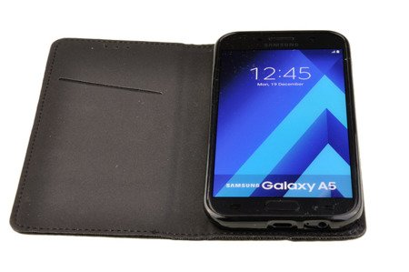 Etui Smart do SAMSUNG GALAXY A5 2017 A520 czarny