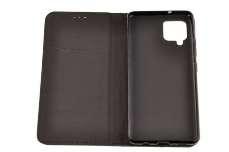 Etui Smart do Samsung Galaxy A42 5G czarny