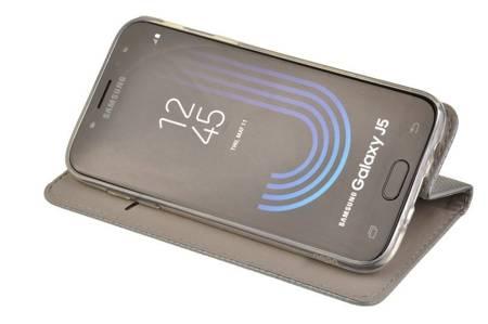 Etui Smart do Samsung Galaxy J5 2017 szary