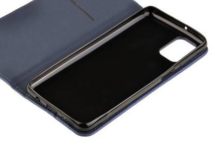 Etui Smart do Samsung Galaxy M31s niebieski