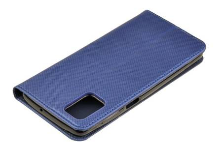 Etui Smart do Samsung Galaxy M51 niebieski