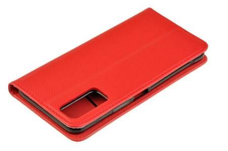 Etui Smart do Vivo Y20s czerwony