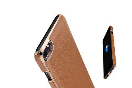 Etui indukcyjne z cewką Qi Nilkin N-Jarl do iPhone 7 brąz