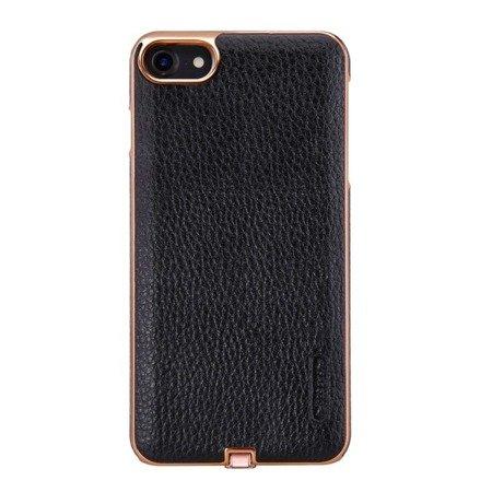 Etui indukcyjne z cewką Qi Nilkin N-Jarl do iPhone 7 czarny