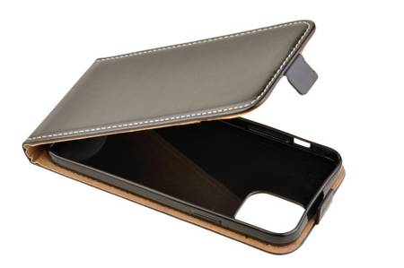 Etui kabura Flexi do Apple iPhone 12 /12 Pro czarny