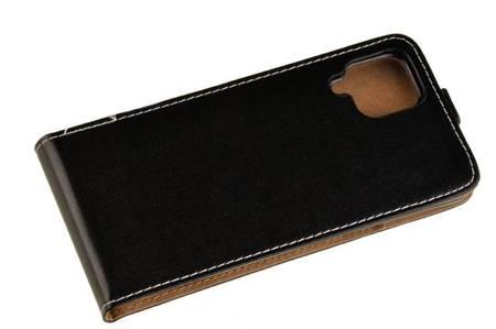 Etui kabura Flexi do Samsung Galaxy A12 czarny